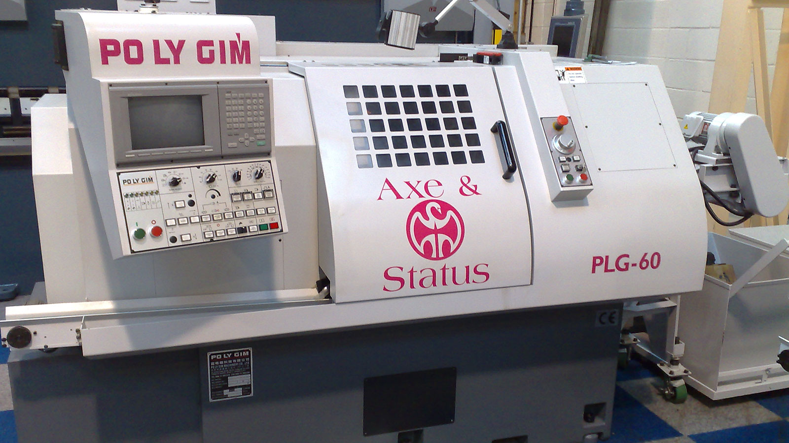 Poly-Gim CNC Lathes