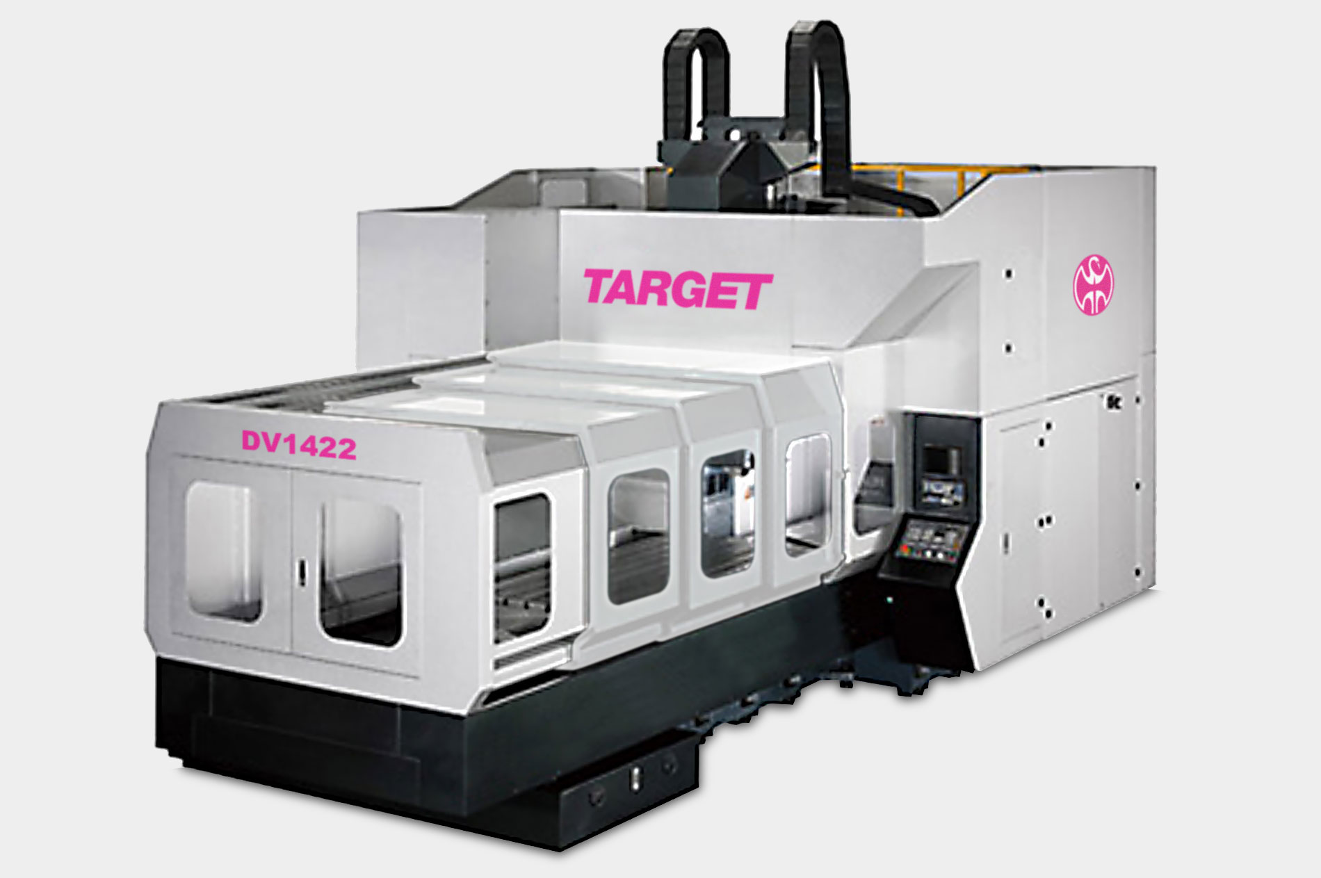 Target Double Column Machining Centre DV Series