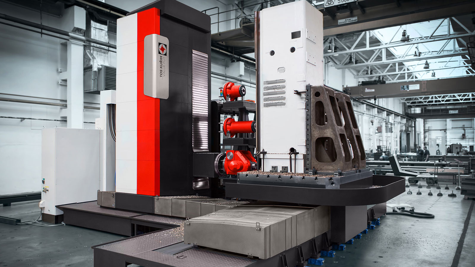 Tos-Kurim Heavy Duty Machining Centres