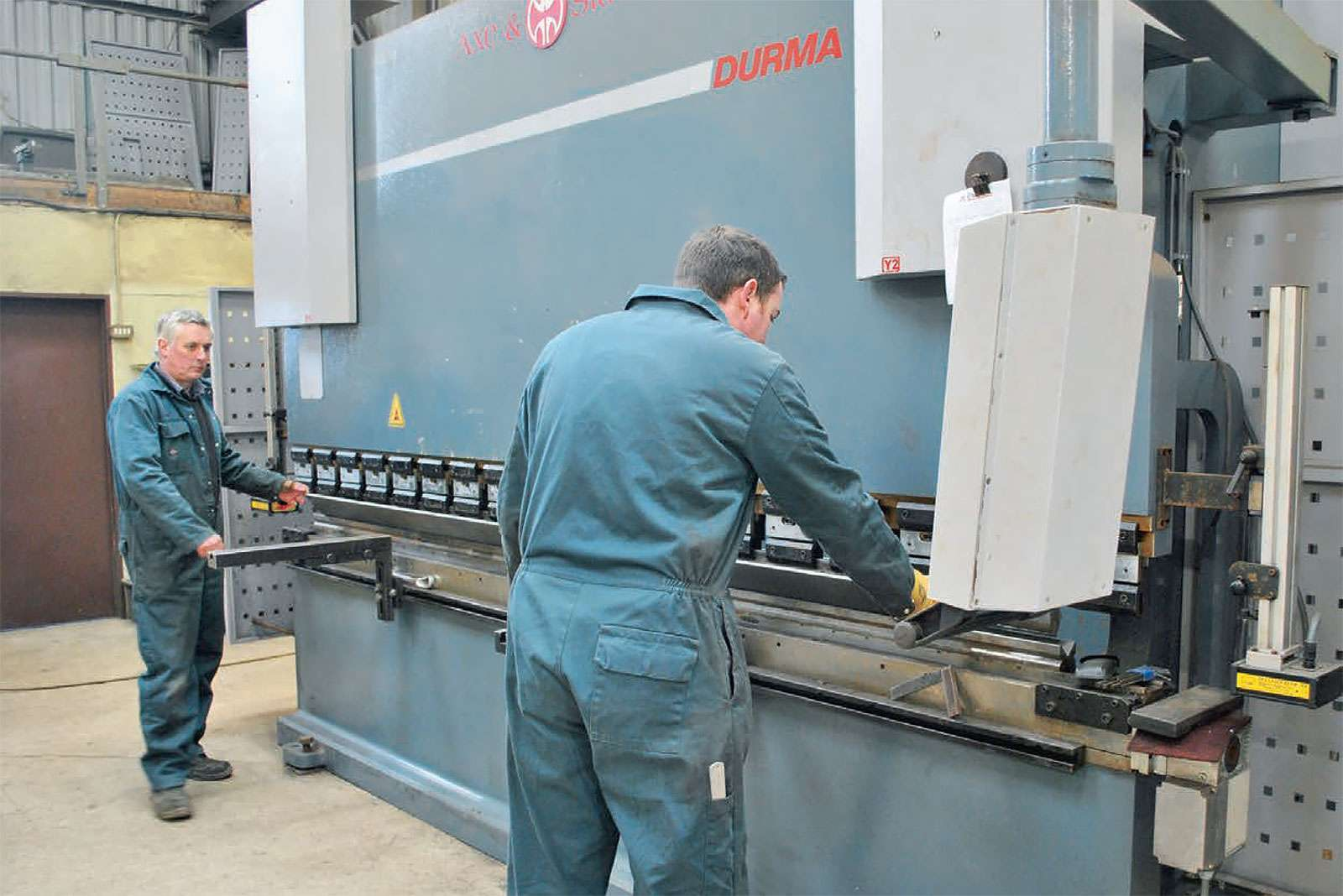 Investment in its fabrication facilities makes Bartlett Engineering a force to be reckoned with in South Wales