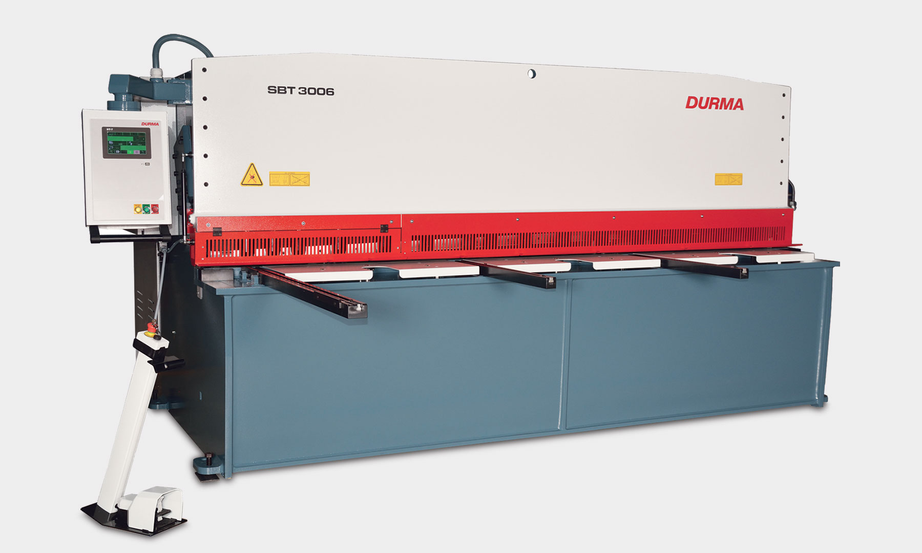 Durma Swing Beam Guillotine Durma SBT Series