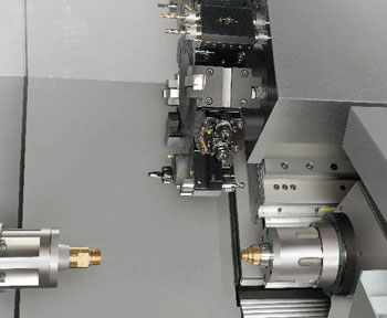 Polygim Diamond CNC Lathes Series 42-52-60