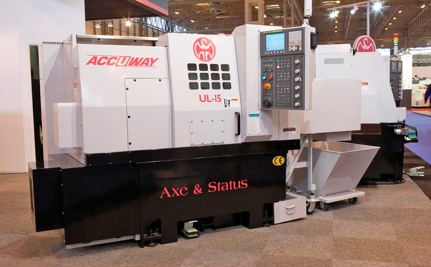 Accuway CNC Turning Centre  UL Series