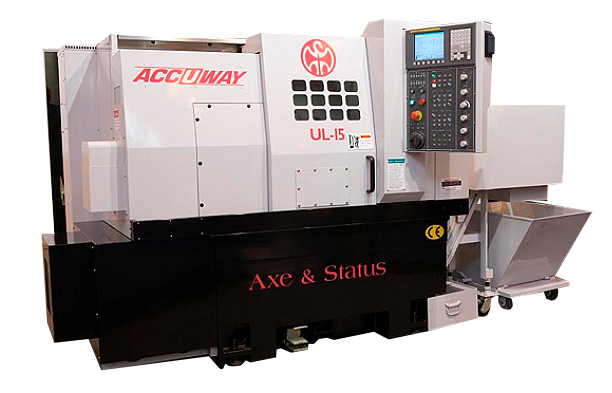 Accuway CNC UL15 Turning Centre