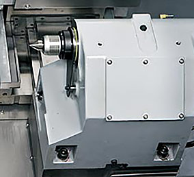 Accuway Super Heavy Duty Turning Centre