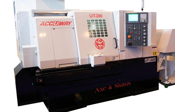 Accuway Slant-Bed CNC Turning Centre UT200