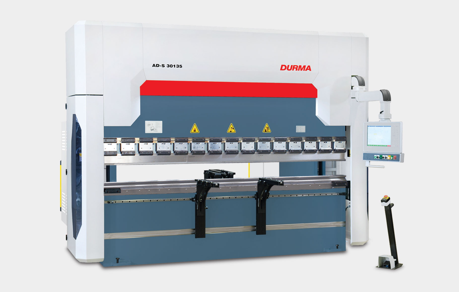 Durma Hydraulic Downstroking Pressbrakes Durma AD-S Series