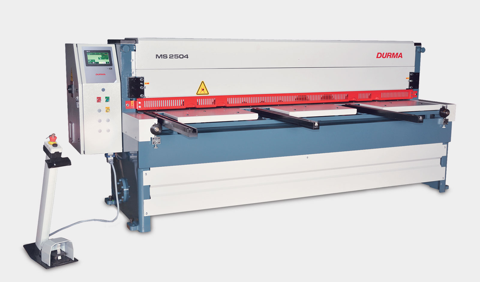Durma Mechanical Guillotine Durma MS Series