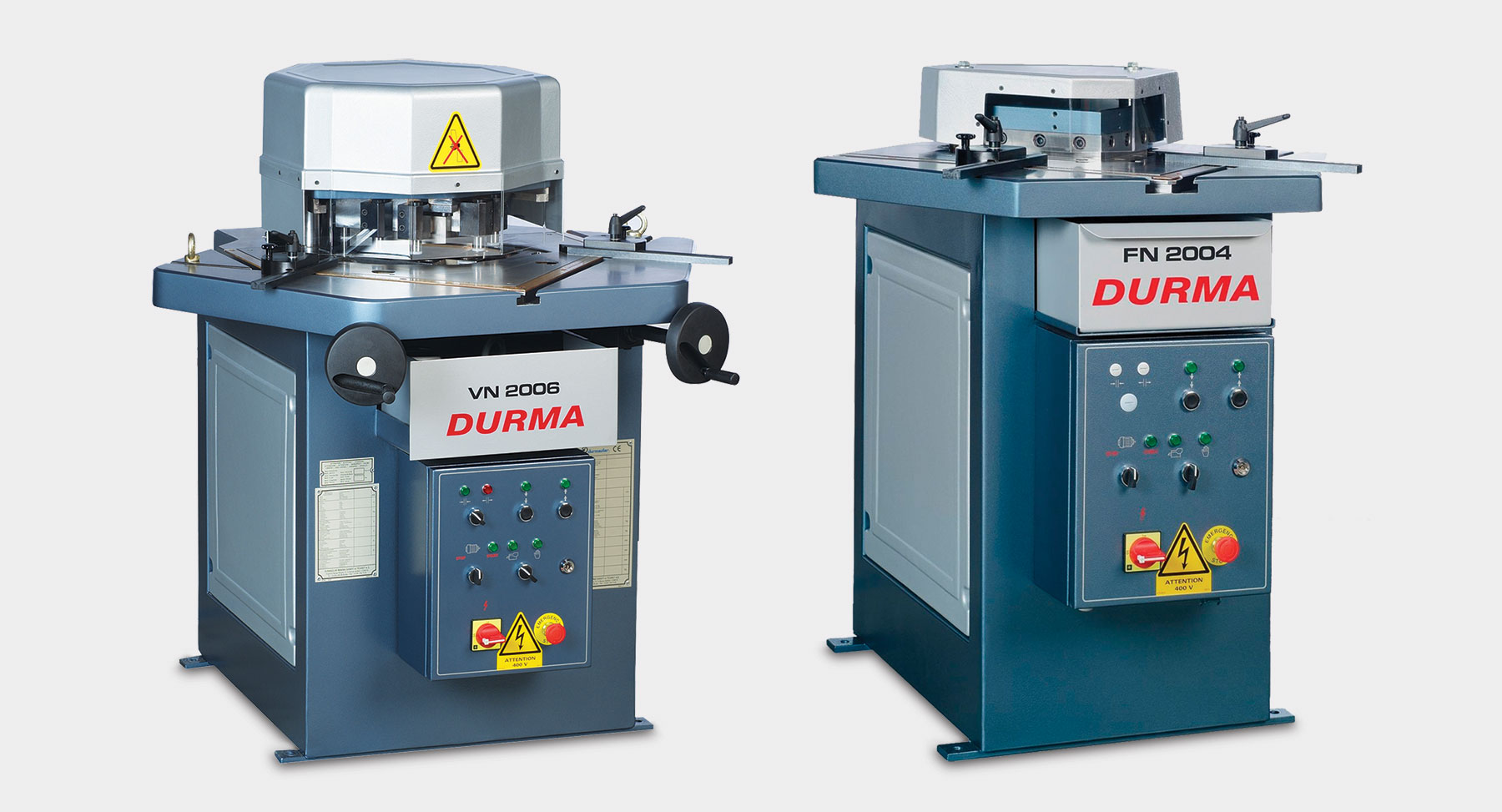 Durma Corner Notchers Durma FN/VN Series