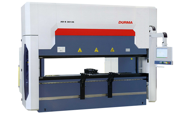 Durma AD-S Hydraulic Downstroking Pressbreak CNC
