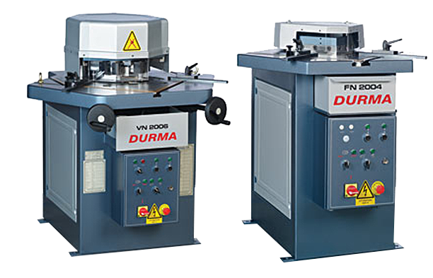 Durma FN/VN corner notchers cnc machines