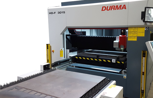 Durma HD CNC Laser Cutting Machine, 5 axis bevel head laser bevel head laser