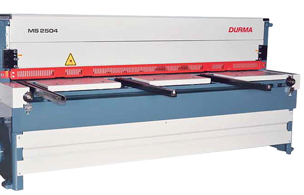 Durma MS Mechanical Shears