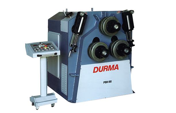 Durma Hydraulic profile bending machine