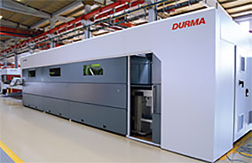 Durma Fiber Laser Cutting Machines HD