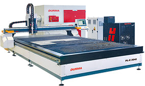 Durma Plasma Cutting Machines Durma PL-C Series
