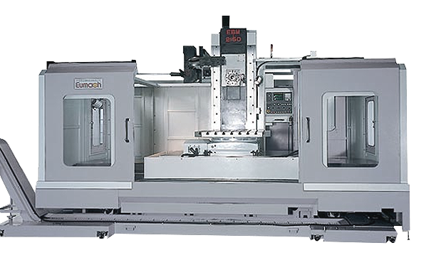 Eumach Horizontal Milling Machines EBM Series