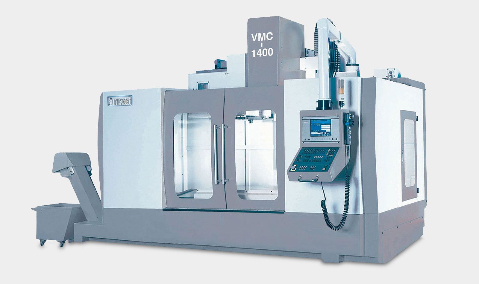 Eumach Vertical Machining Centres VMC