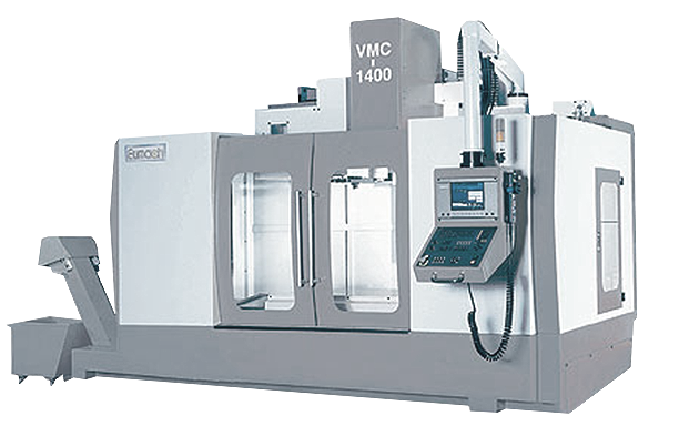 Eumach Vertical Machining Centres VMC Series
