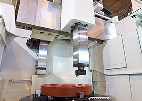 Massa Heavy Duty Precision Vertical Turning Lathes