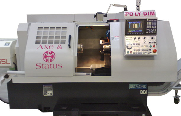 Polygim Diamond CNC Lathes
