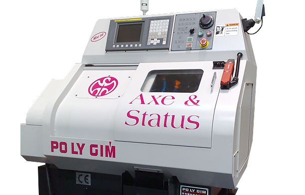 Polygim Mini 88 CNC Lathes