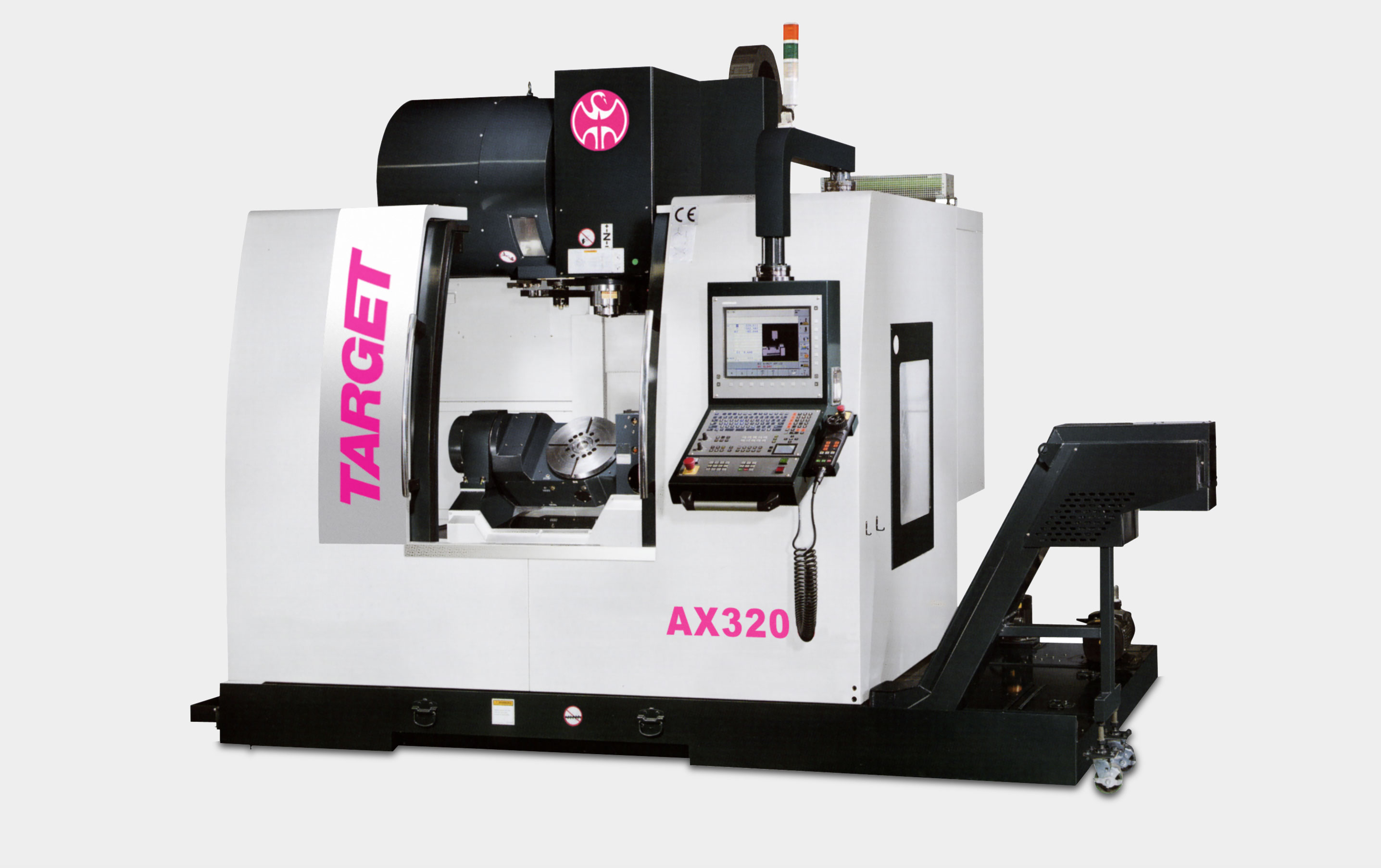 Target 5-Axis Machining Centre  AX Series