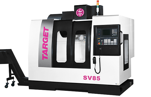 Target Box Ways vertical machining centre sv series