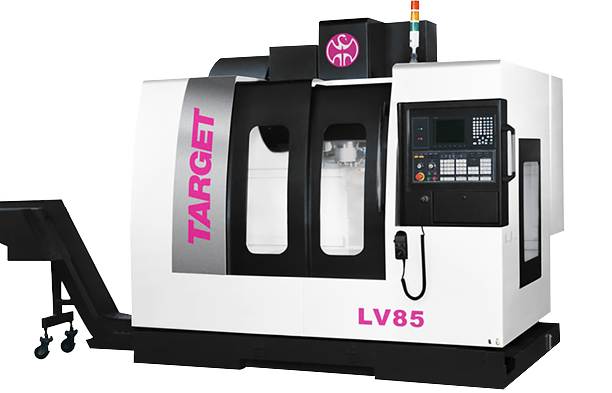 Target Linear Ways vertical machining centres LV series