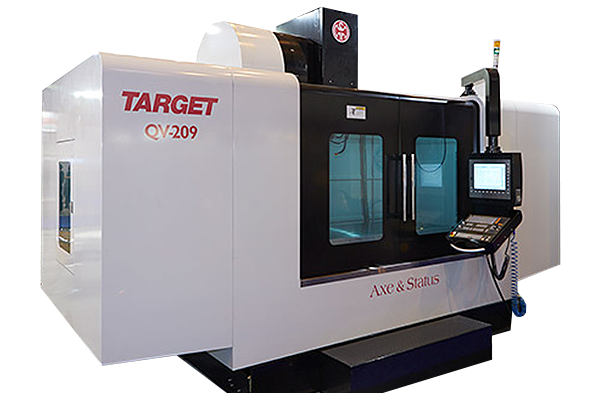 Target CNC Vertical Machining Centres