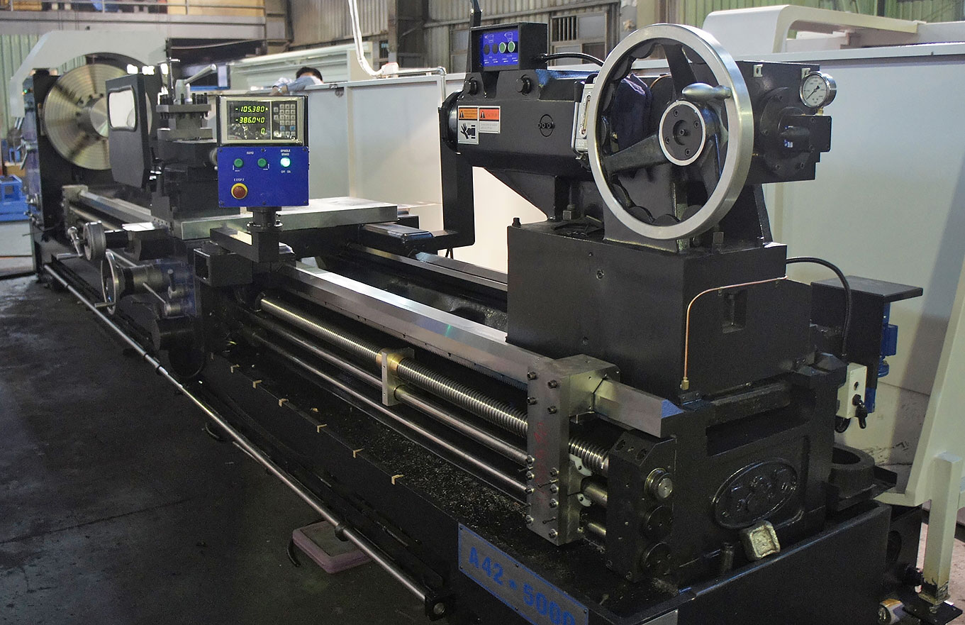 Tuscan Manual Lathes A Series