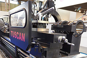 Tuscan Manual Lathes-a-series