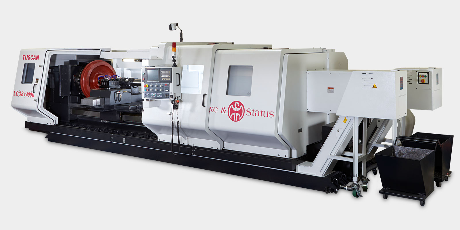 Tuscan CNC Lathes LC Series