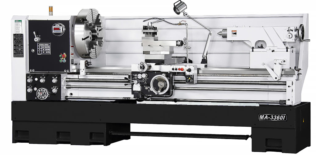 Tuscan Savana General Purpose Precision Manual Lathes