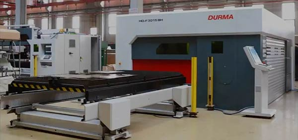UK supplier and distributor of Durma products - Durma fabrication machinery including pressbrakes,CNC fibre laser cutting, bending, guillotine, 5 axis bevel head laser, bevel head laser and more