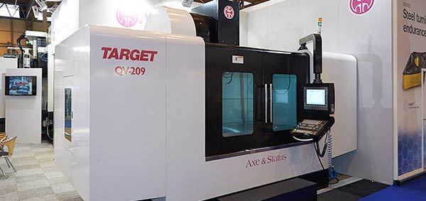 Target machining centres - 5-axis, double column, vertical and horizontal