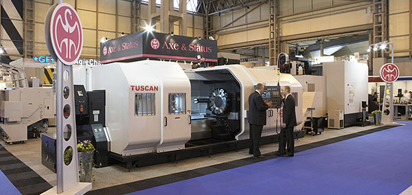 Tuscan high precision cnc oil country lathes